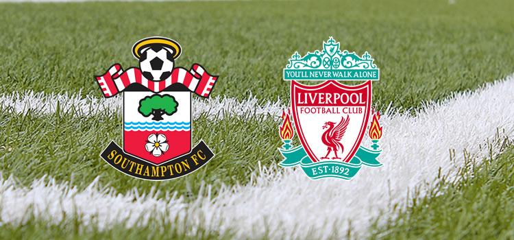 Southampton Versus Liverpool