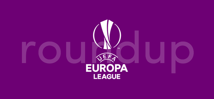 UEFA Europa League Roundup